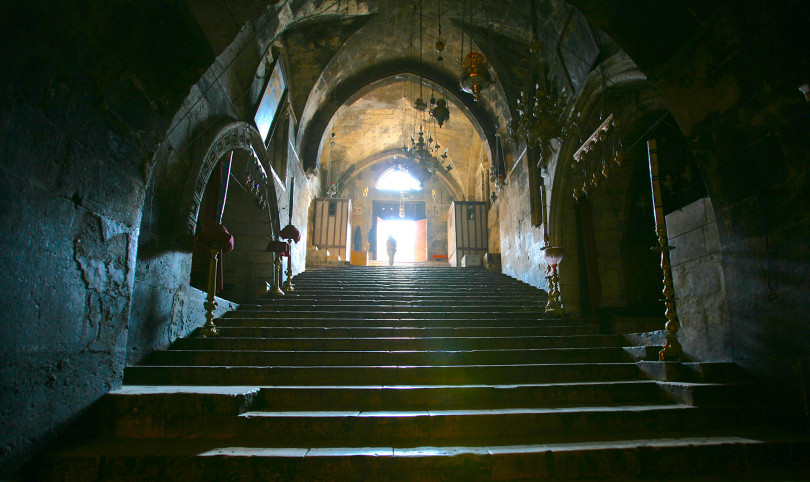 Gethsemane Grotto