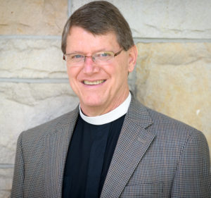 Bishop James L. Hobby